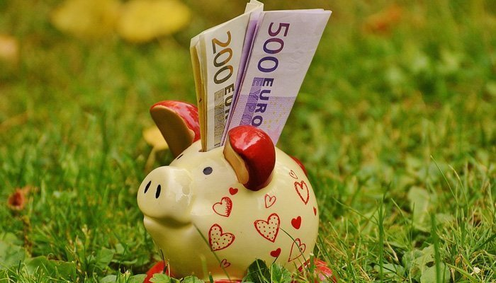 Geld sparen kann so einfach sein